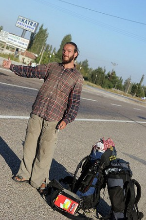 Hitchhiking Tip #11: Use your instincts.