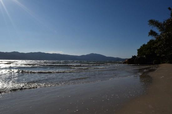 Praia do Machado from the Fisherman's Trail
