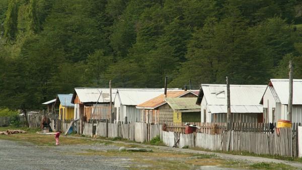 Villa O'Higgins in Chile