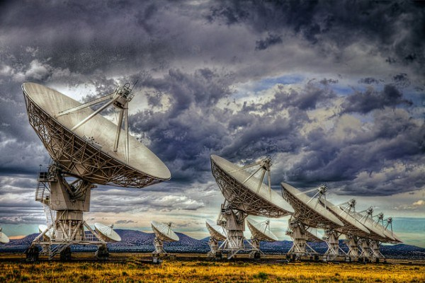 VLA stargazing new mexico