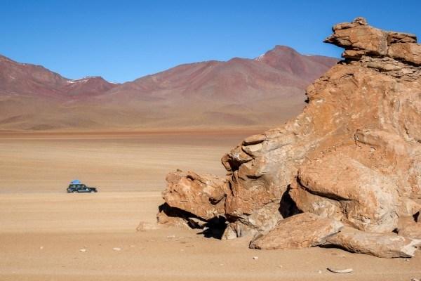 Bolivia desert gringo trail