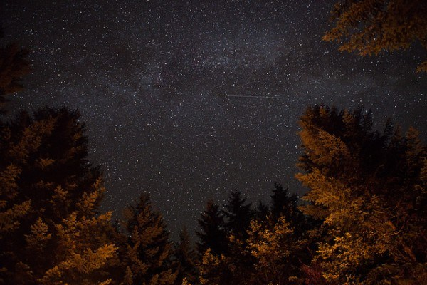 Stargazing in New Mexico
