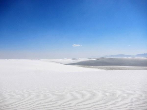 White Sands national monument park corporate sponsorship