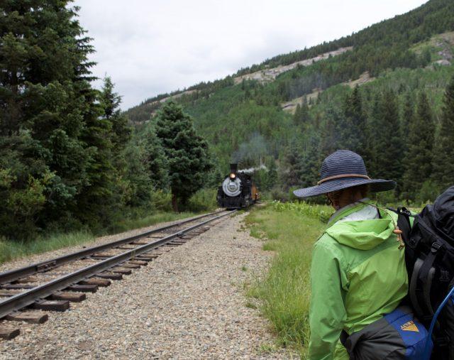 Train pickup