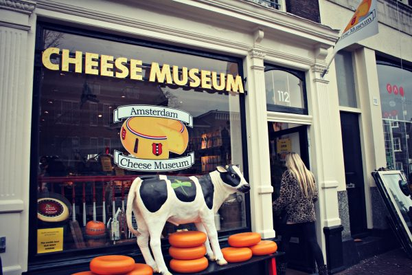 Take a stop at the Cheese Museum.